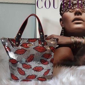Juicy Couture Beautiful Lips Handbag
